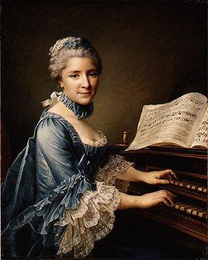 Madame Charles Simon Favart | Francois Hubert Drouais | Oil Painting