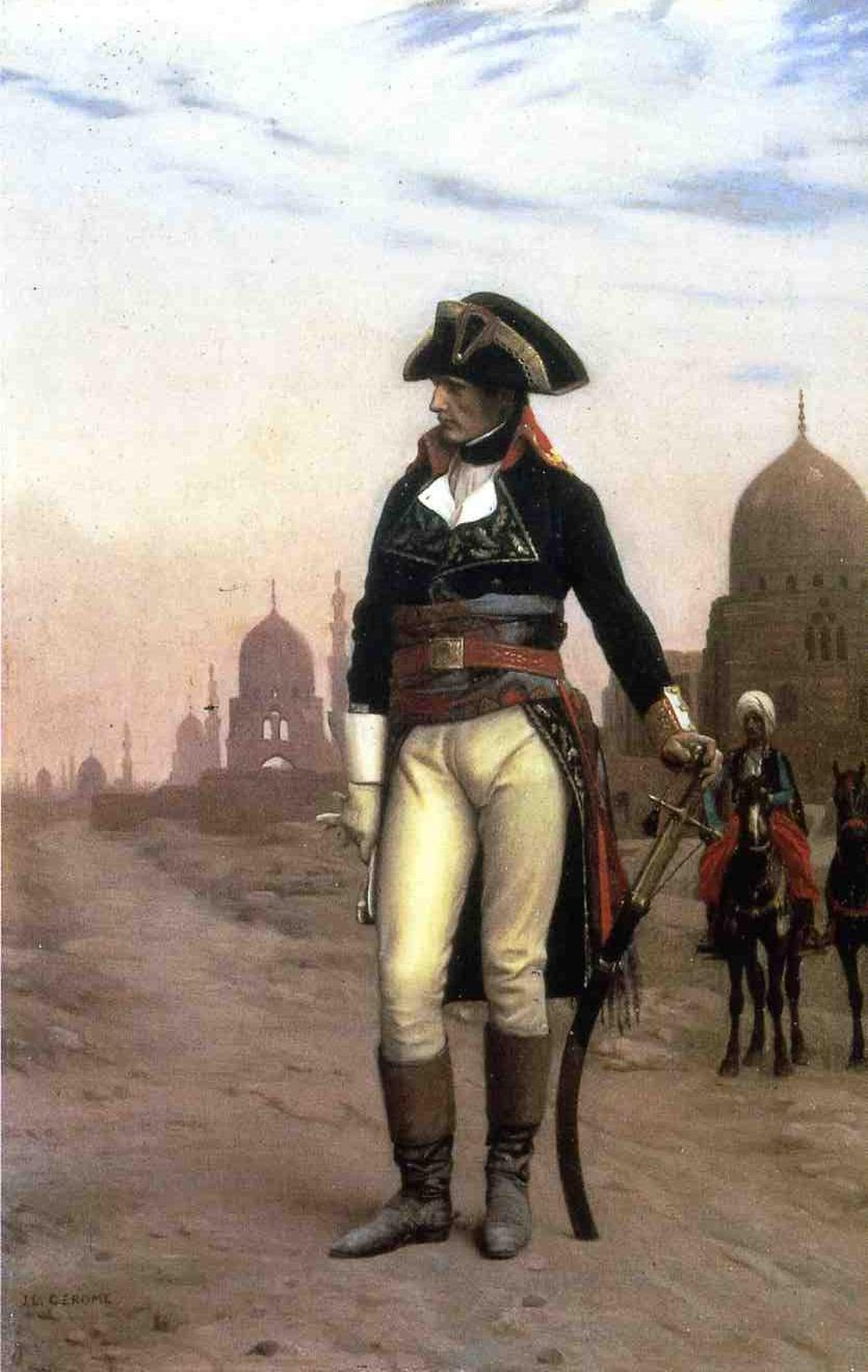 General Bonaparte in Cairo 1867 1868 | Jean Leon Gerome | Oil Painting