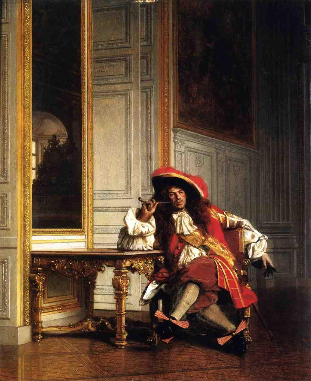 Jean Bart 1862 | Jean Leon Gerome | Oil Painting