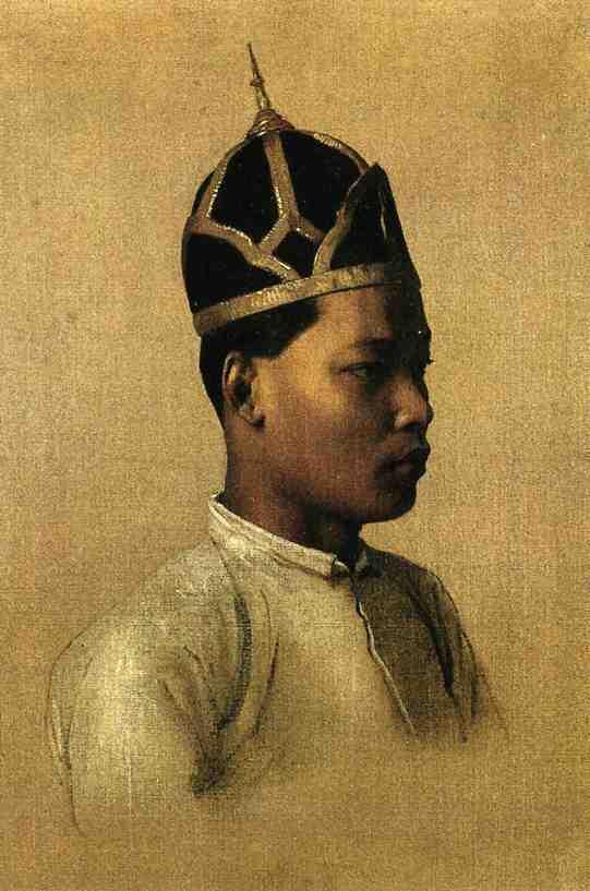 Nai Sombun 1861 | Jean Leon Gerome | Oil Painting