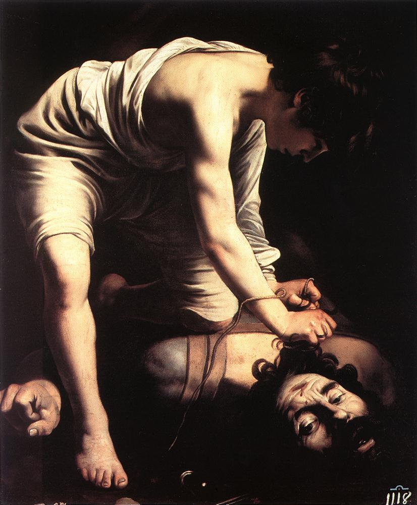 David1 | Michelangelo Merisi da Caravaggio | Oil Painting