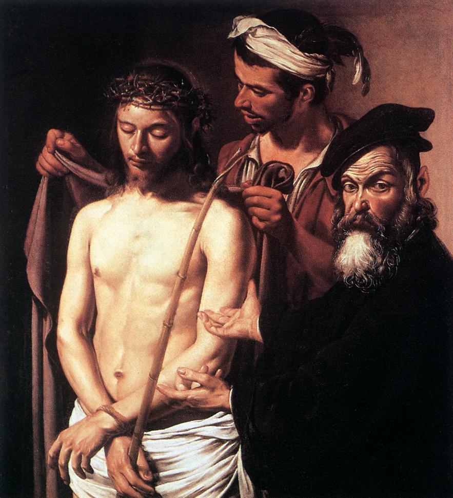 Ecce Homo | Michelangelo Merisi da Caravaggio | Oil Painting