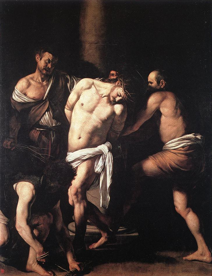 Flagellation | Michelangelo Merisi da Caravaggio | Oil Painting
