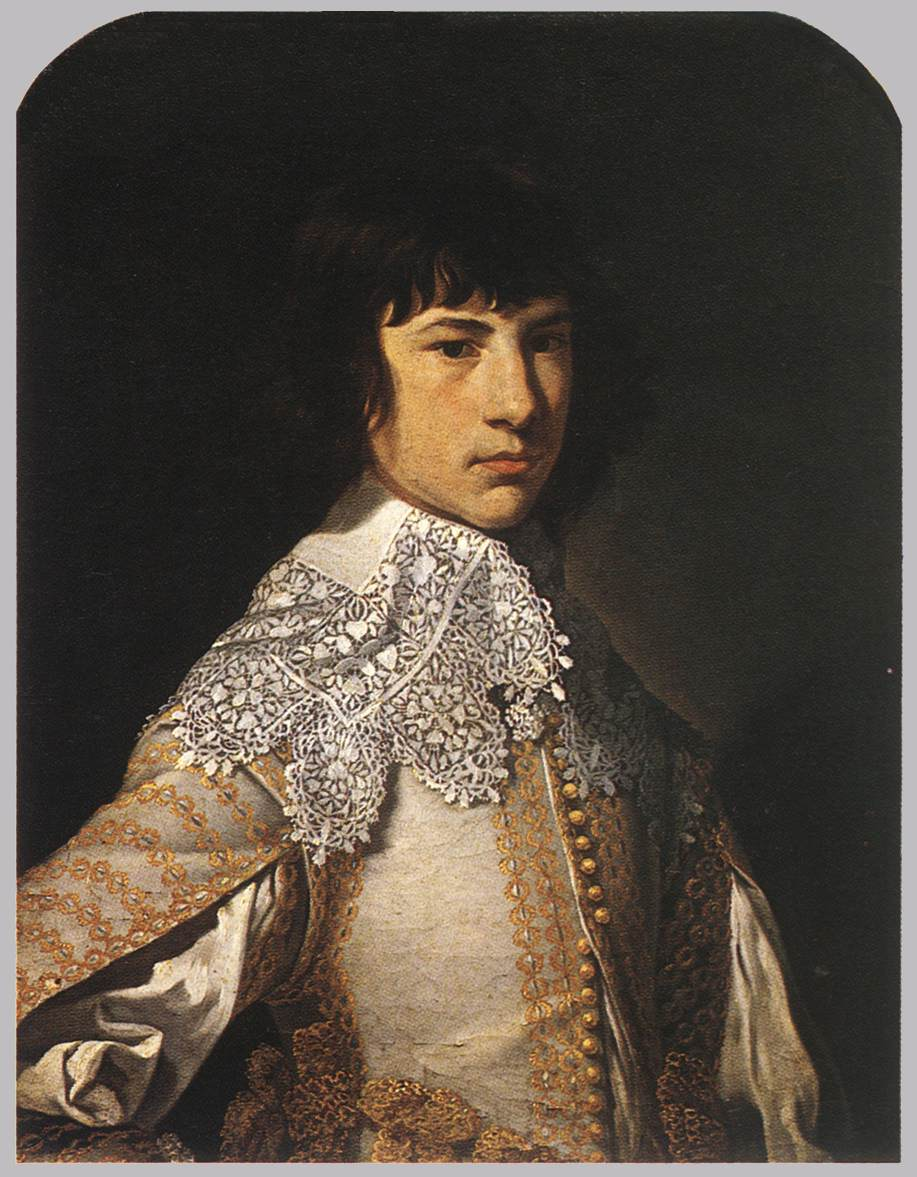 Portrait of a Young Man 1632 | Jean Tassel | Oil Painting