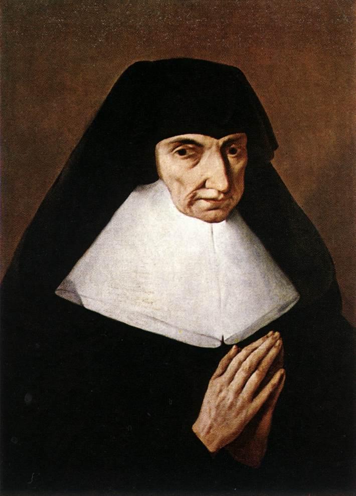 Portrait of Catherine de Montholon | Jean Tassel | Oil Painting