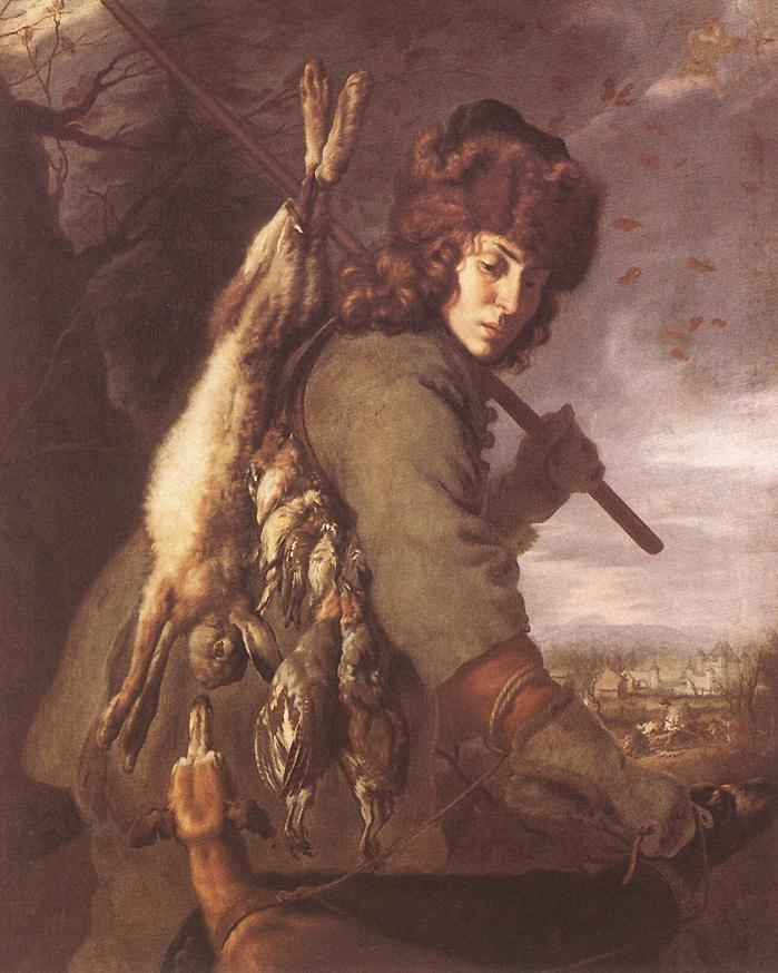 November 1643   Joachim Von Sandrart   Oil Painting