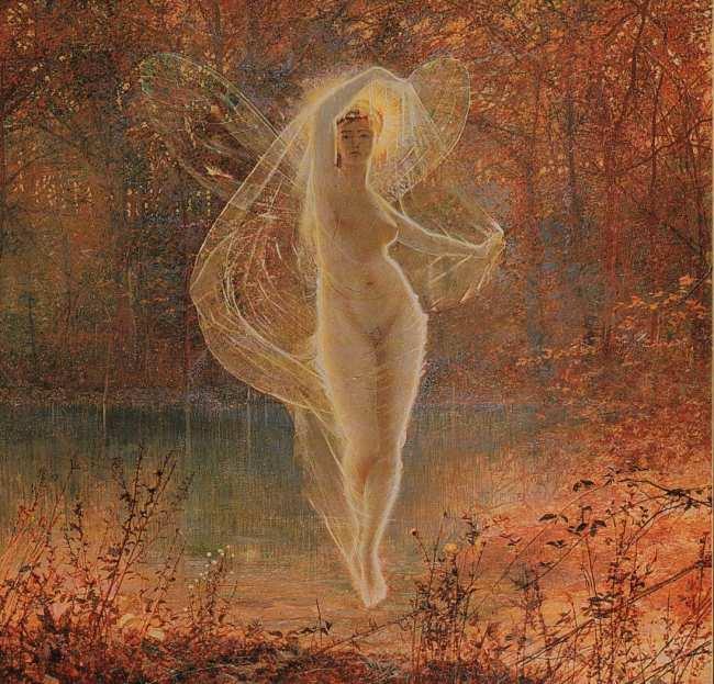 Autumn   John Atkinson Grimshaw   Oil Painting