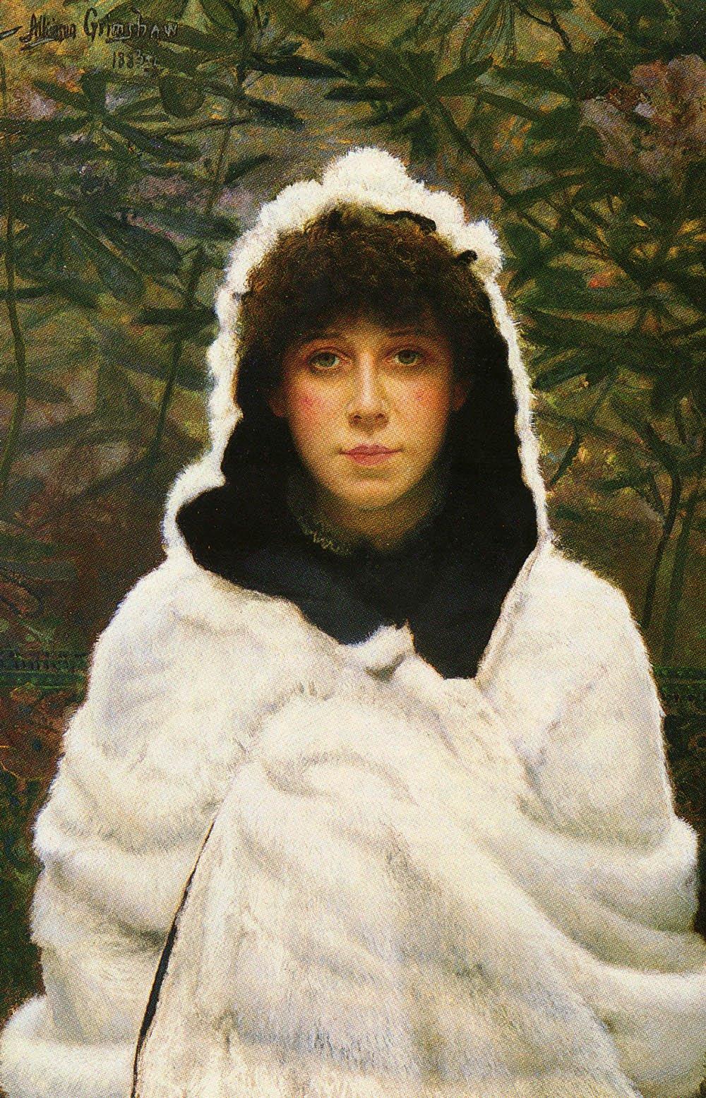 Snowbound | John Atkinson Grimshaw | Oil Painting