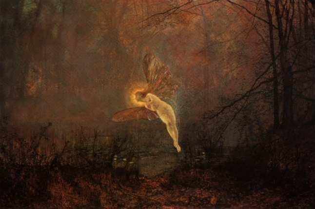 Midsummer Night | John Atkinson Grimshaw | Oil Painting