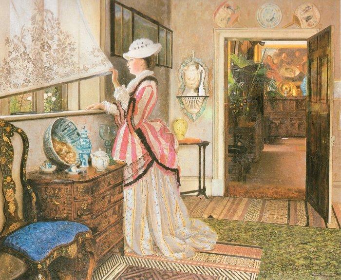 Summer 1875 | John Atkinson Grimshaw | Oil Painting