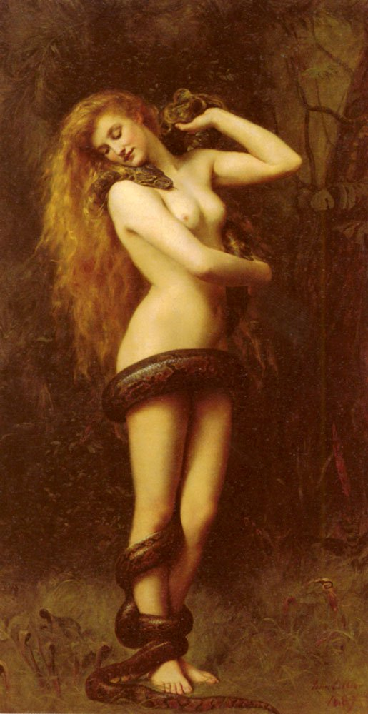 Lilith | John Collier | Oil Painting