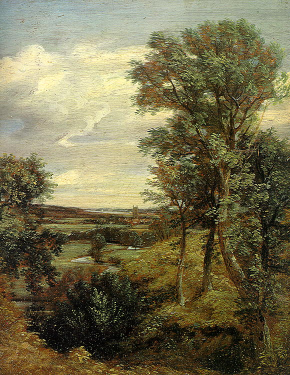 Dedham Vale 1802 | John Constable | Oil Painting