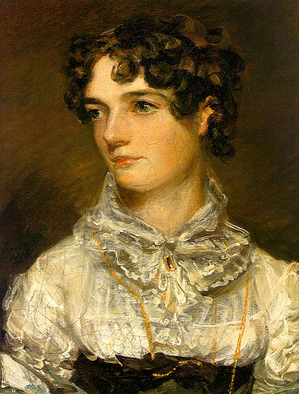 Maria Bicknell (Mrs John Constable) 1816 | John Constable | Oil Painting