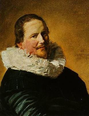 Portrait Of A Man 1633 | Frans Hals | Oil Painting
