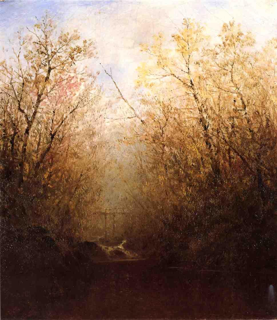 Bash Bish Falls | John Frederick Kensett | Oil Painting