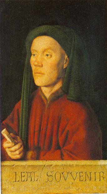 Portrait Of A Young Man 1432 | Jan Van Eyck | Oil Painting