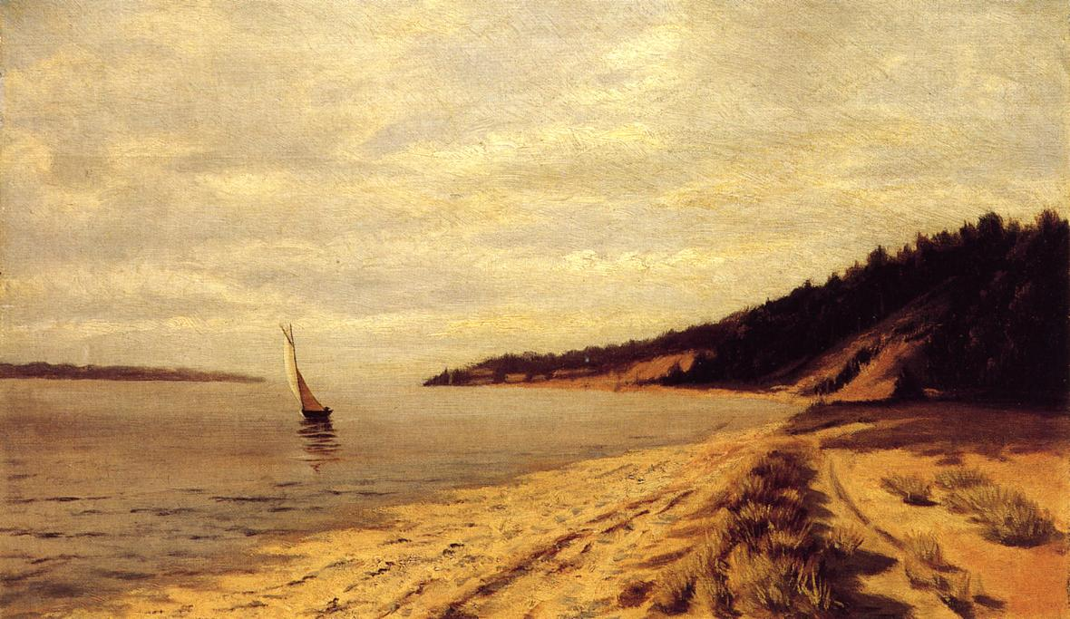 Afternoon Sailing 1890-1899 | John Frederick Peto | Oil Painting