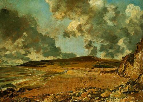 Weymonth Bay Bowleaze Cove And Jordan Hill 1816-1917 | John Constable | Oil Painting