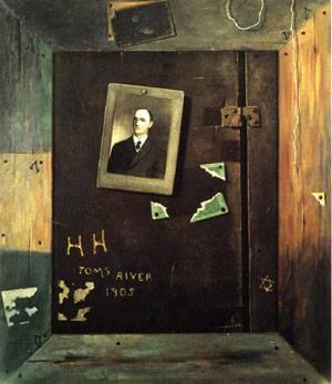Toms River 1905 | John Frederick Peto | Oil Painting