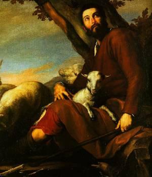 Jacob With The Flock Of Laban 1638 | Jusepe De Ribera | Oil Painting