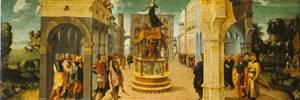 Didos  Suicide 1500 | Liberale Da Verona | Oil Painting