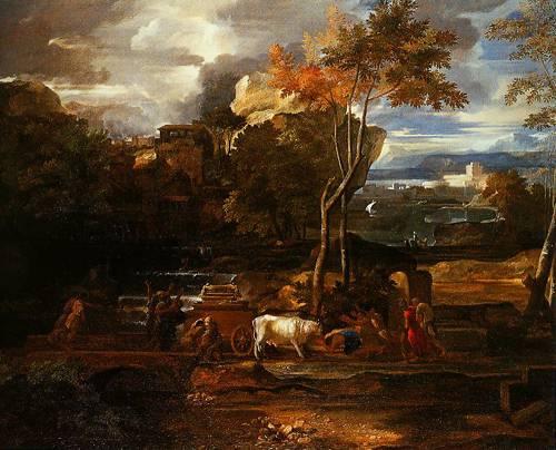 The Return Of The Ark 1659 | Sebastien Bourdon | Oil Painting