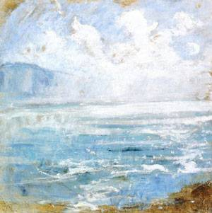 Niagara Gorge 1894 | John Henry Twachtman | Oil Painting