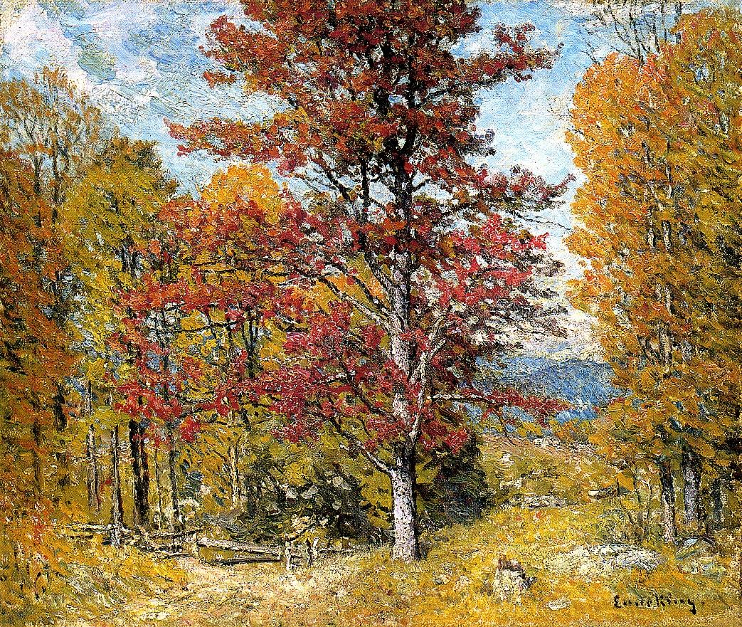 Early Autumn | John Joseph Enneking | Oil Painting