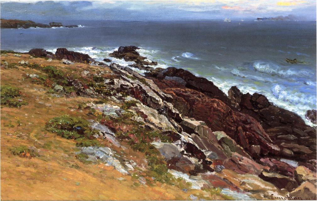Ogunquit Maine 1900 2 | John Joseph Enneking | Oil Painting