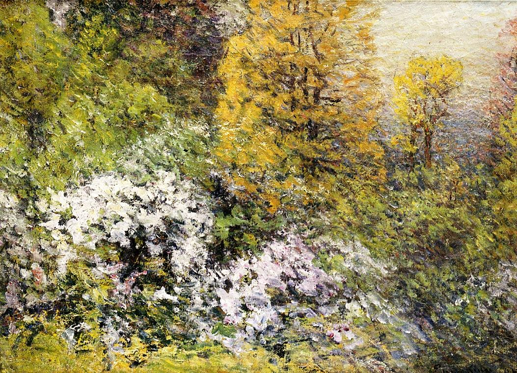 Spring Flowers 1904 | John Joseph Enneking | Oil Painting