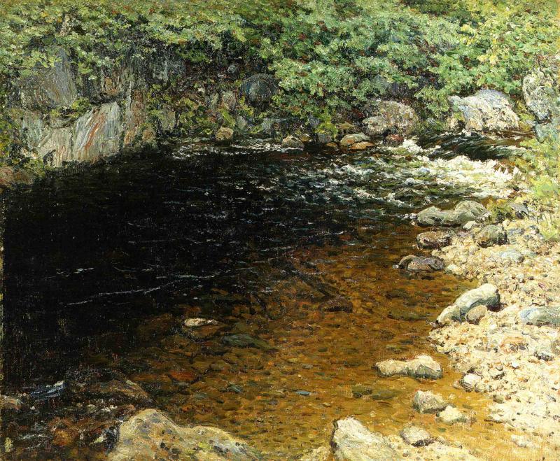 The Pool Newry Maine | John Joseph Enneking | Oil Painting