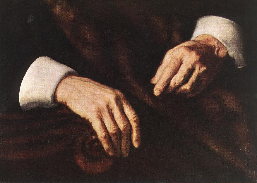 Portrait Of Jacob Trip (Detail) 1660 | Nicolaes Maes | Oil Painting