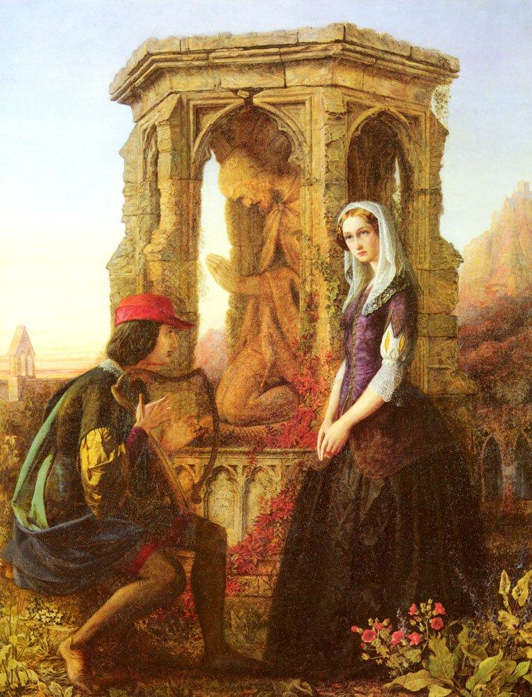 Love | John S Clifton | Oil Painting