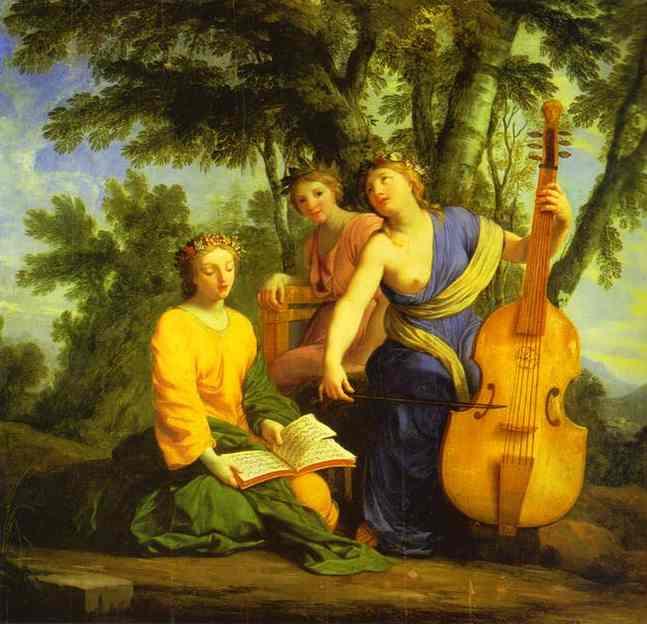 Poussin114   Nicolas Poussin   Oil Painting