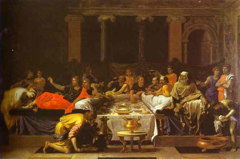 The Penitence 1646 | Nicolas Poussin | Oil Painting