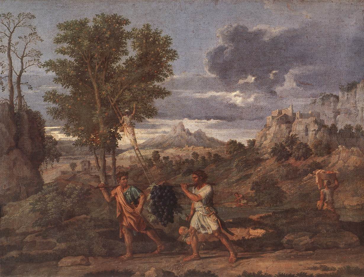 Autumn 1660 | Nicolas Poussin | Oil Painting