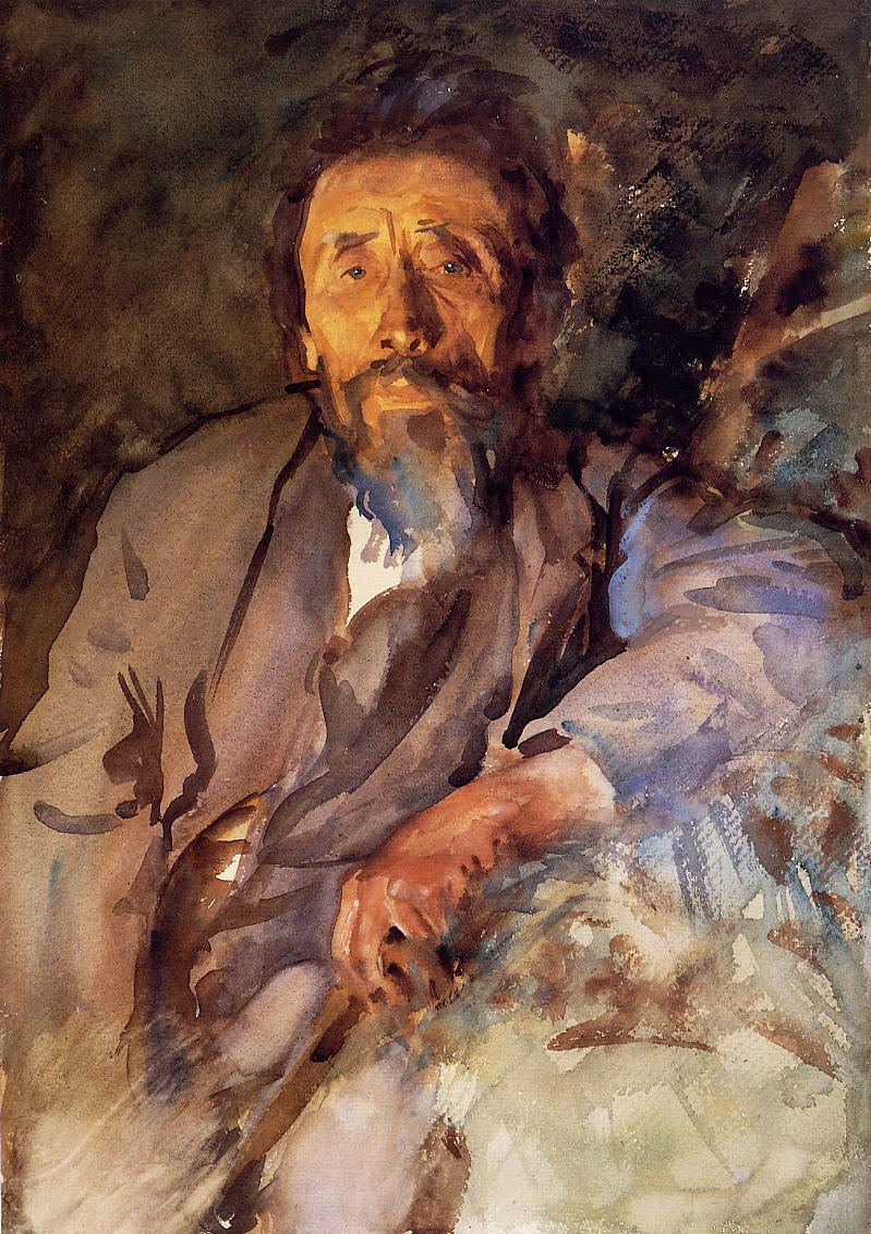 The Tramp 1904 | John Singer Sargent | Oil Painting