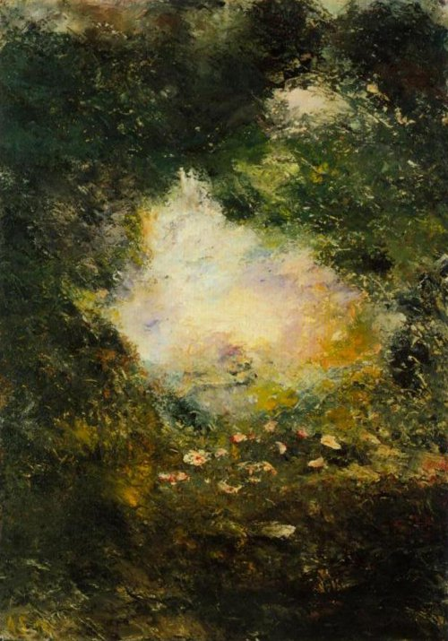 Wonderland 1894 | August Strindberg | Oil Painting