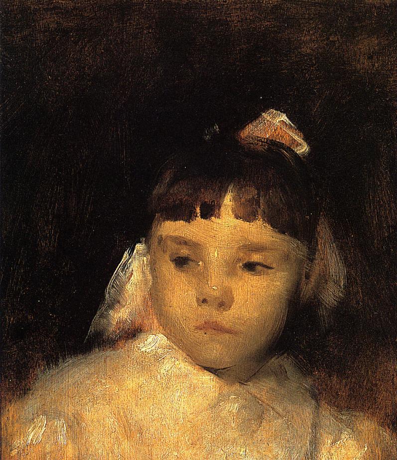 Violet Sargent 1875 | John Singer Sargent | Oil Painting