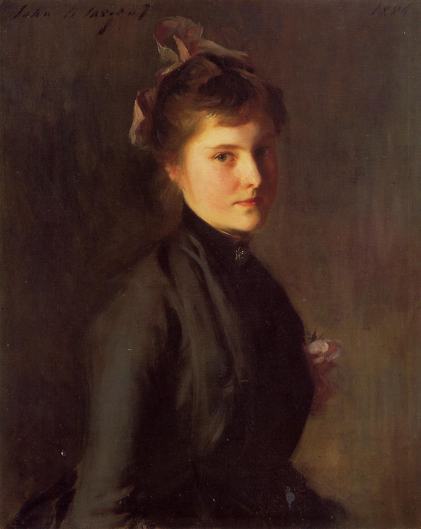 Violet 1886 | John Singer Sargent | Oil Painting