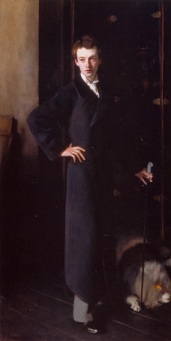 W Graham Robertson 1894 | John Singer Sargent | Oil Painting