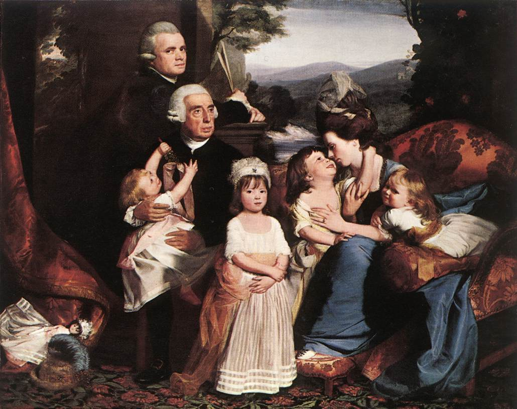 The Copley Family 1776 | John Singleton Copley | Oil Painting