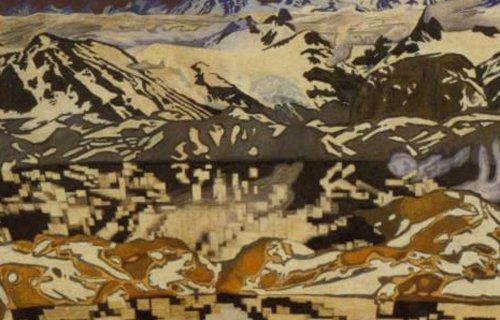 Jotnheimen 1892 3 | J.F.Willumsen | Oil Painting