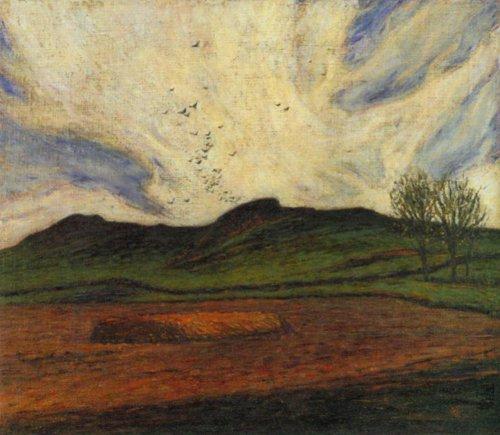 Storm Clouds 1893 | Karl Nordstrom | Oil Painting