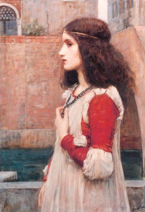 Juliet | John William Waterhouse | Oil Painting