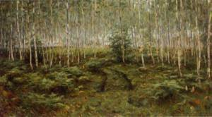 The Birth Grove 1888 | Victor Westerholm | Oil Painting