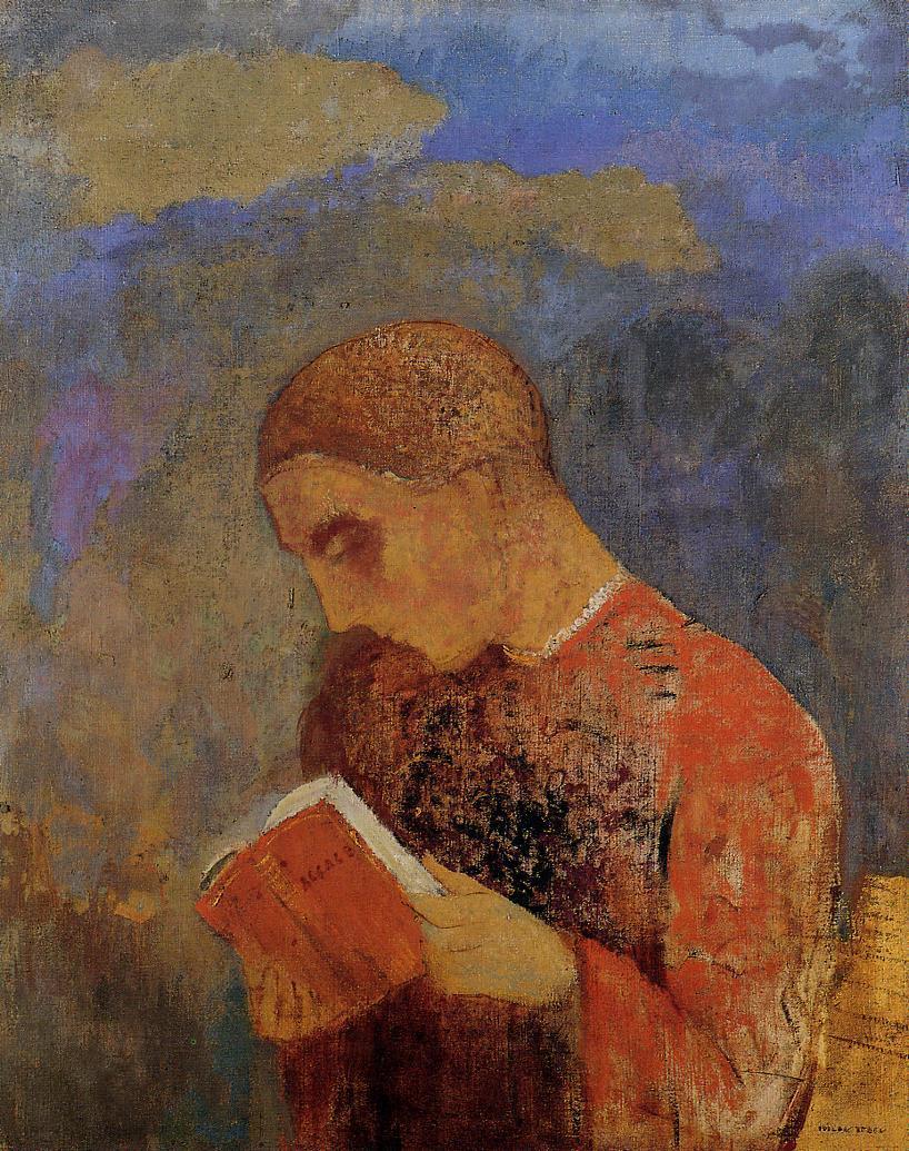 Alsace 1914 | Odilon Redon | Oil Painting