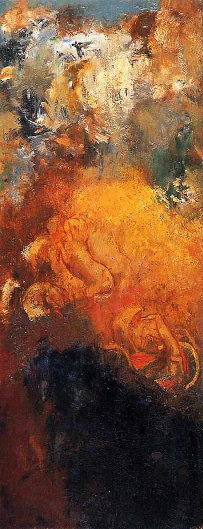 Apollo Chariot 1905-1906 | Odilon Redon | Oil Painting