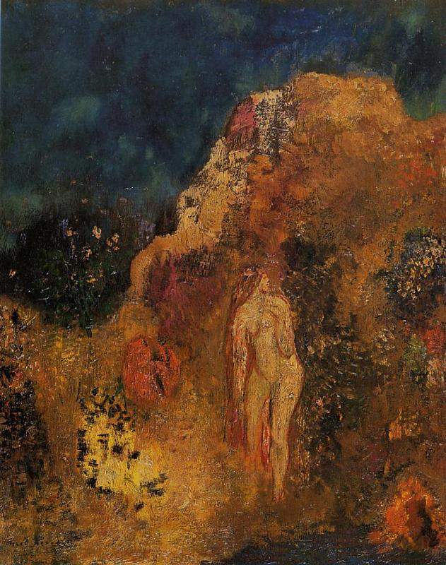 Bathers 1904 | Odilon Redon | Oil Painting