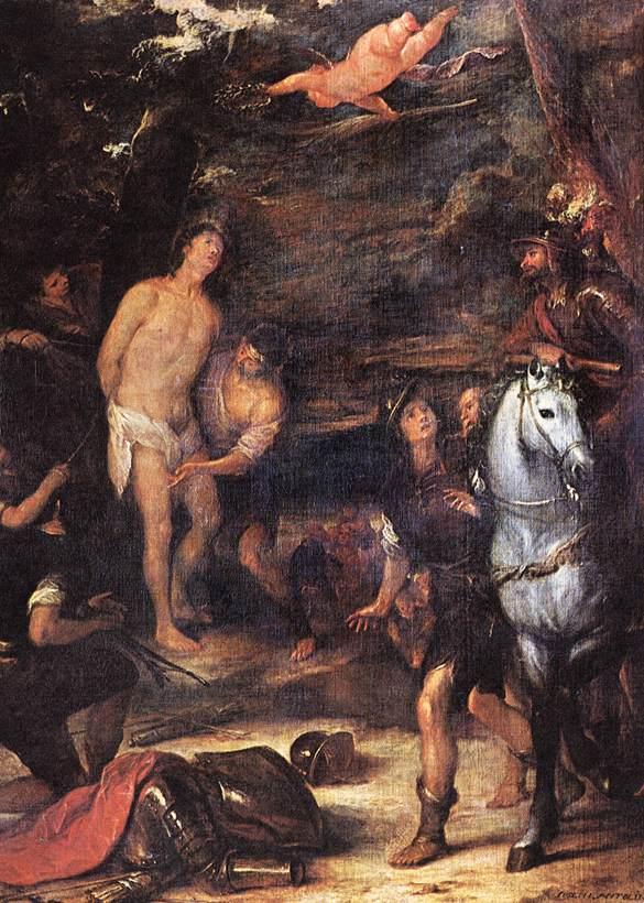 Martyrdom | Jose Antolinez | Oil Painting